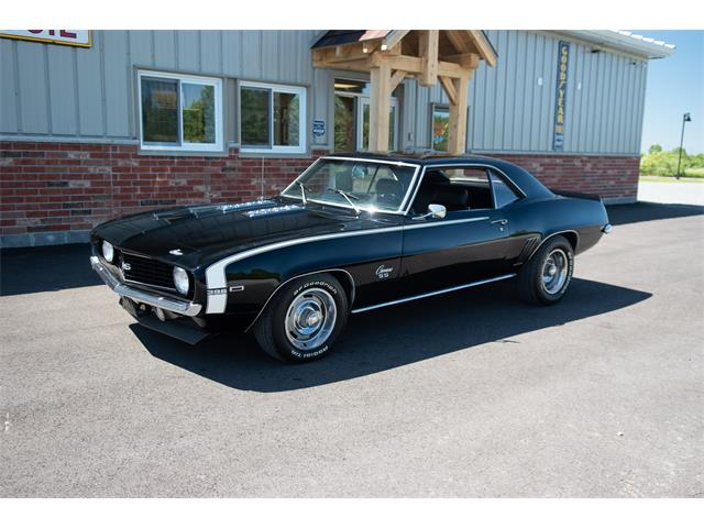 Picture of '69 Camaro SS - RBSR
