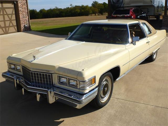 Picture of '76 Coupe DeVille - RBUW