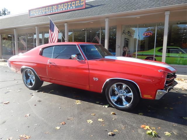 Picture of 1970 Chevrolet Chevelle SS Offered by  - RBYK