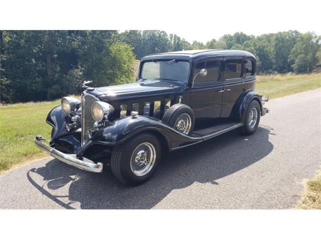 1930 Buick 4-Dr Sedan
