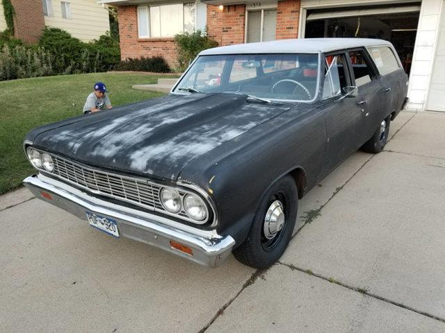 Picture of Classic 1964 Chevrolet Malibu Wagon - $9,500.00 Offered by  - R8CE