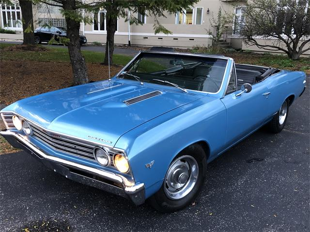 Picture of Classic '67 Chevelle - $25,000.00 - RCGO