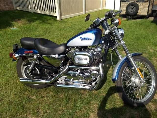 Picture of '00 Sportster - R8EW