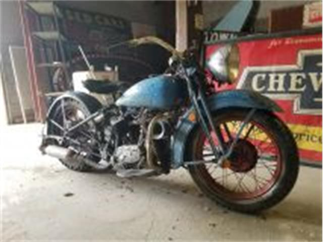 Picture of '35 Motorcycle - R8FH