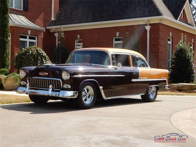 Picture of '55 Bel Air - R8G3