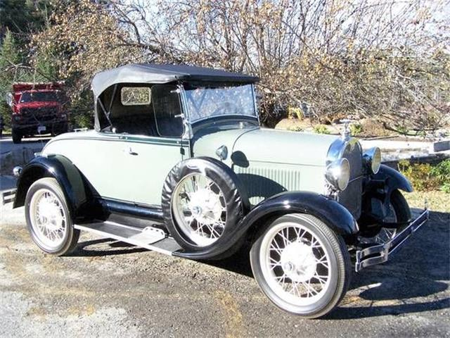 Picture of '29 Model A located in Michigan Offered by  - R8IO