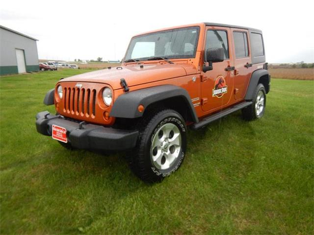Picture of 2011 Jeep Wrangler - $14,995.00 Offered by  - R803