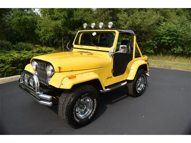 Picture of '80 CJ5 - R8LA