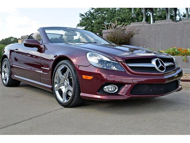 Picture of 2012 Mercedes-Benz SL-Class located in Texas Offered by  - R8LU