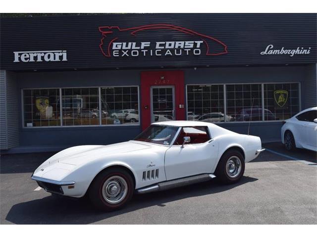 Picture of '69 Corvette - R8LX