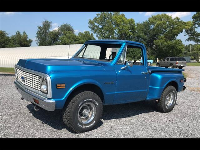 Picture of Classic 1972 Chevrolet C/K 10 Auction Vehicle Offered by  - R8M6