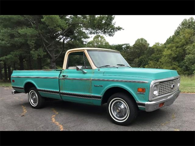 Picture of 1972 Chevrolet C/K 10 - R8M8