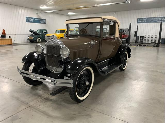 Picture of 1929 Model A located in Michigan - $15,900.00 - R8MG