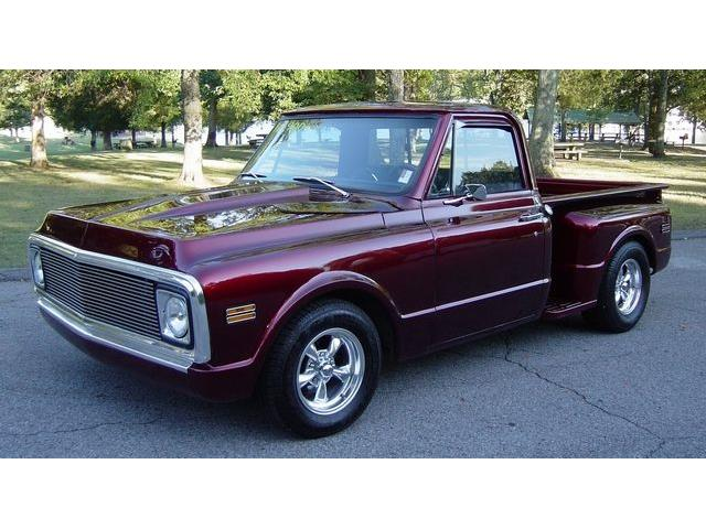 Picture of '72 C/K 10 - R8MZ