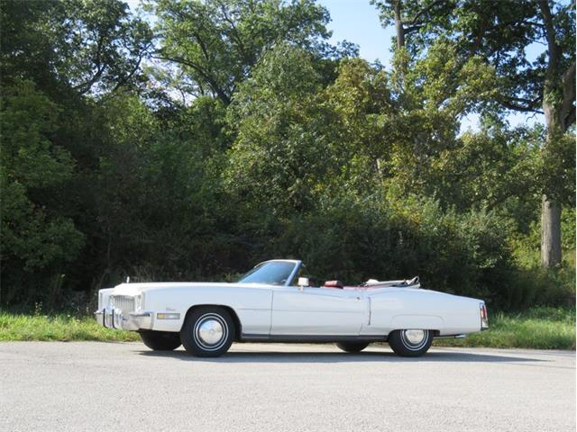 Picture of '72 Eldorado - R8NA