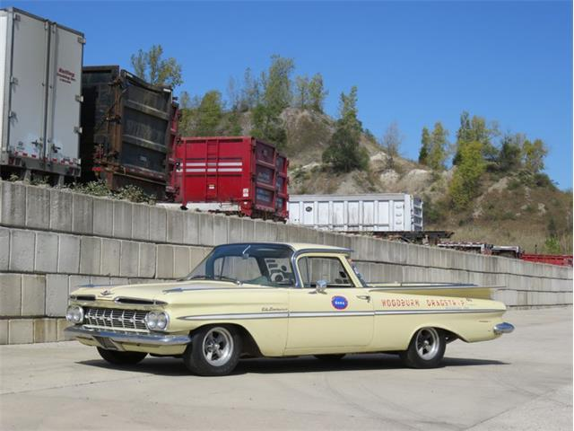 Picture of '59 El Camino - R8NB