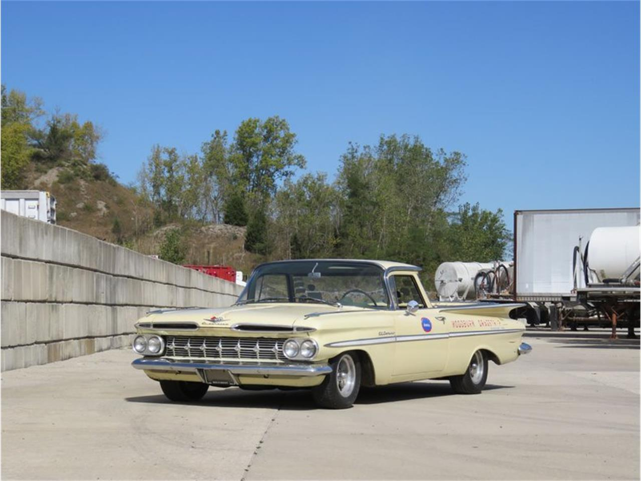 Large Picture of '59 El Camino - R8NB