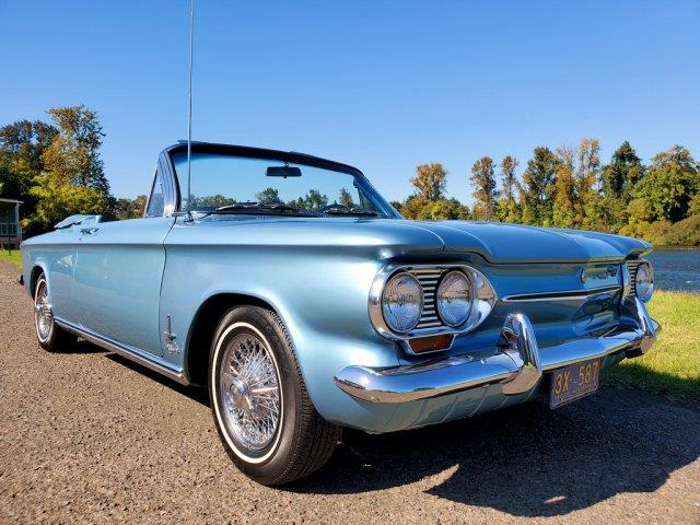 Picture of Classic '63 Corvair Monza Spyder located in Eugene Oregon Offered by  - R8NI