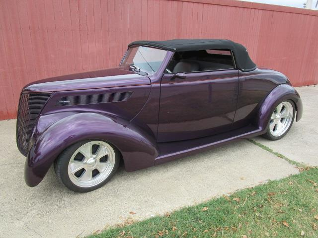 Picture of '37 Convertible located in Dodge Center Minnesota - R8OQ