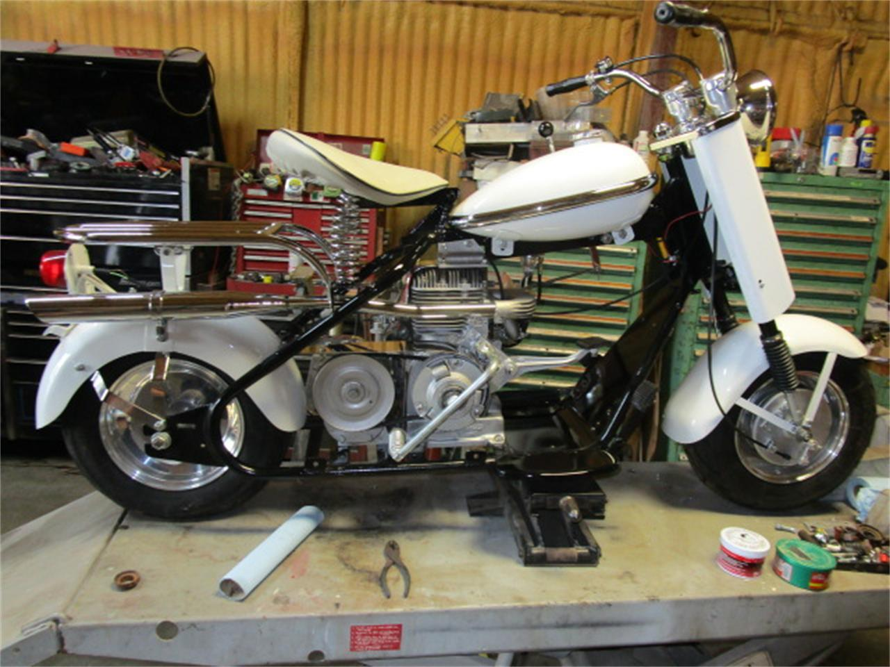 Large Picture of '55 Motorcycle - R8OR