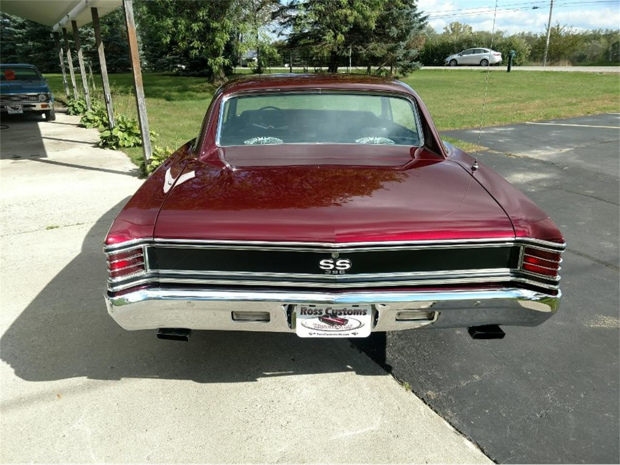 Large Picture of '67 Chevelle SS - R8OY