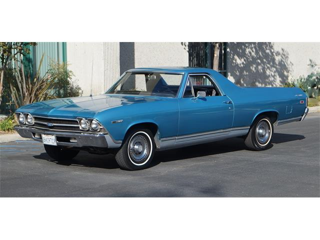 Picture of 1969 Chevrolet El Camino located in Thousand Oaks California Offered by a Private Seller - R8P5