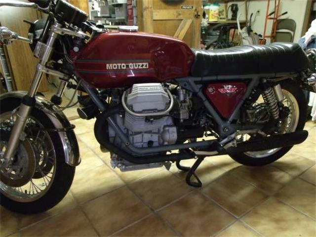 Picture of '75 Motorcycle - R8PD
