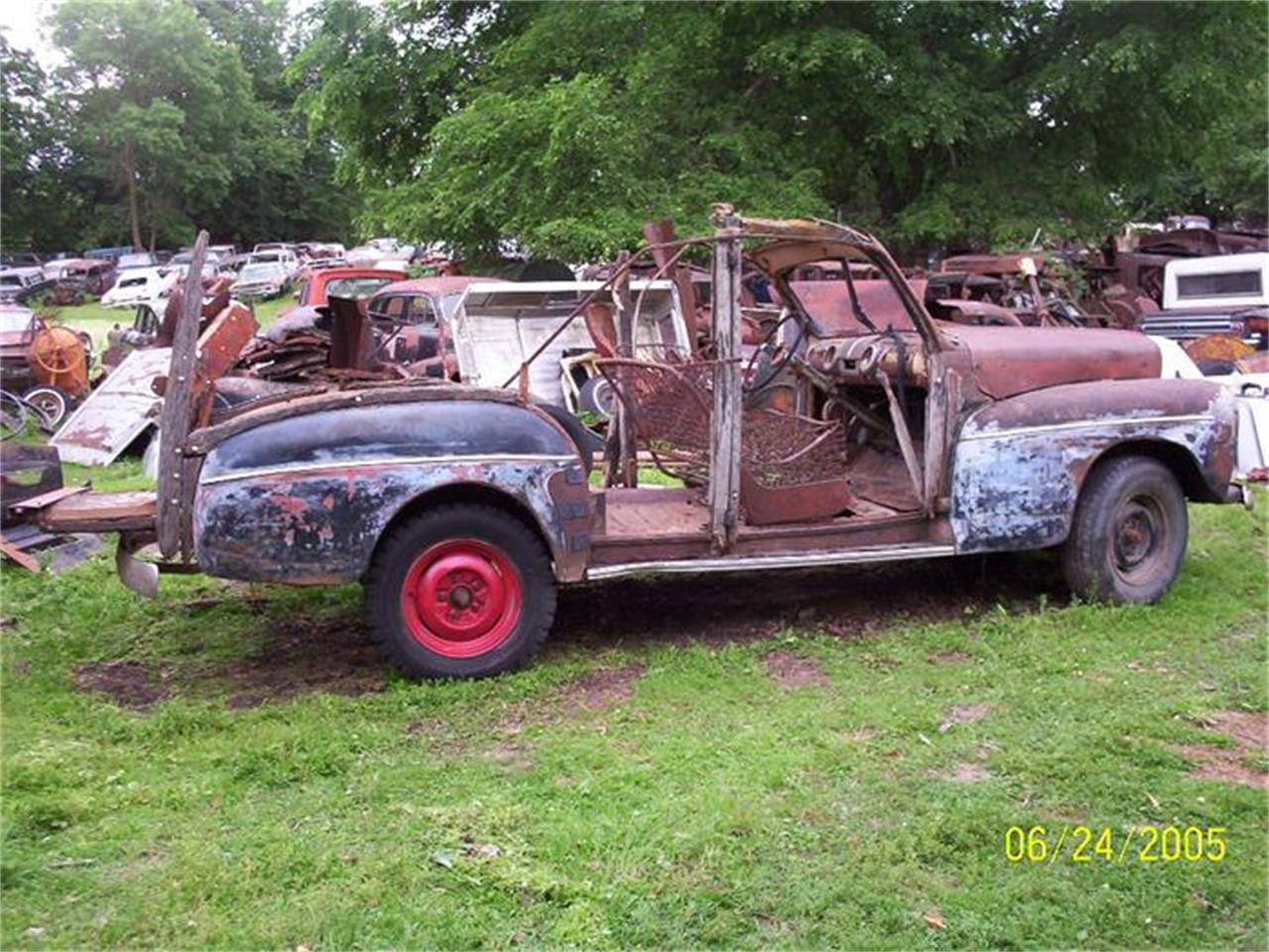 Large Picture of 1942 Ford Woody Wagon located in Parkers Prairie Minnesota Offered by Dan's Old Cars - 2XZP