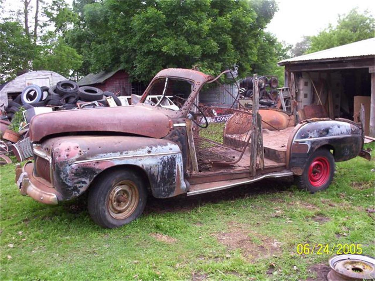 Large Picture of '42 Ford Woody Wagon - 2XZP