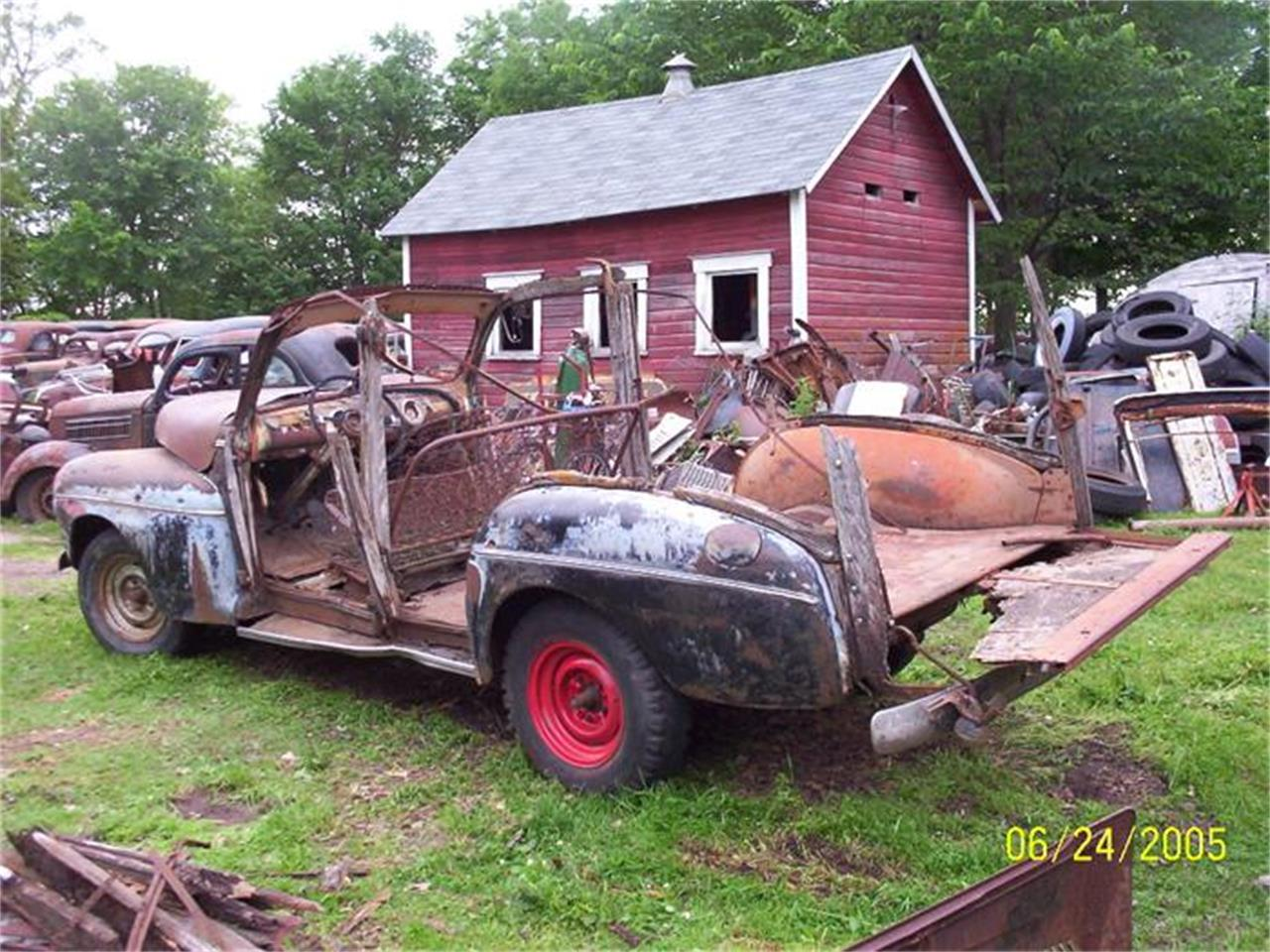 Large Picture of Classic 1942 Ford Woody Wagon located in Minnesota Offered by Dan's Old Cars - 2XZP