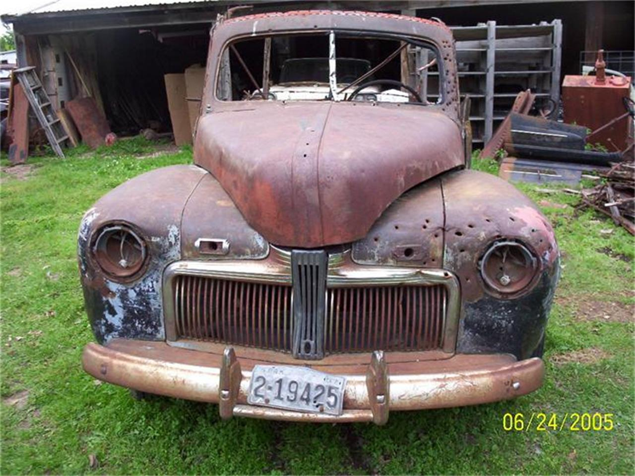 Large Picture of Classic 1942 Woody Wagon located in Parkers Prairie Minnesota - 2XZP
