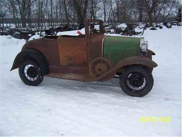 Picture of 1930 Ford Cabriolet - $5,000.00 - 2YFR