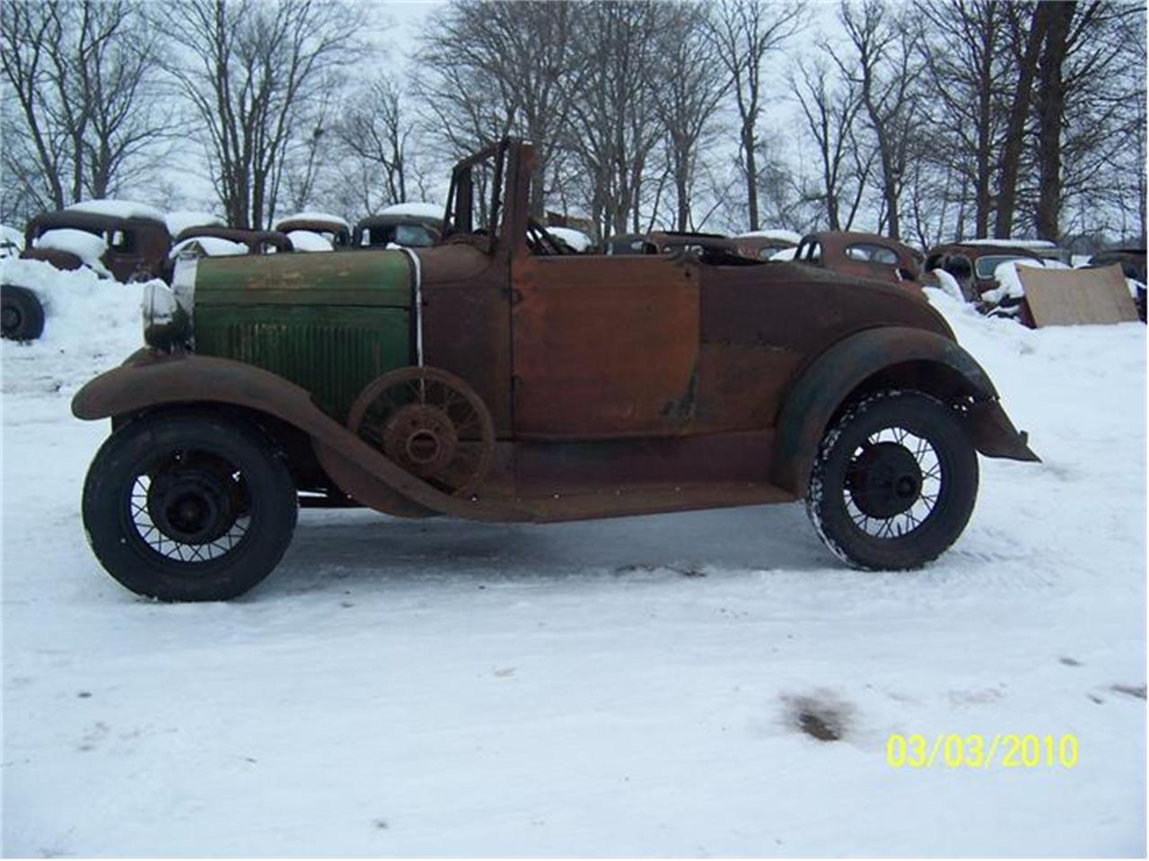 Large Picture of '30 Cabriolet - 2YFR