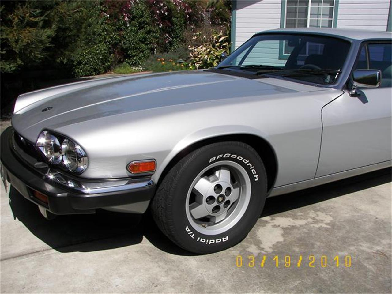 Large Picture of '85 Jaguar XJS located in Fremont California - 2YG4