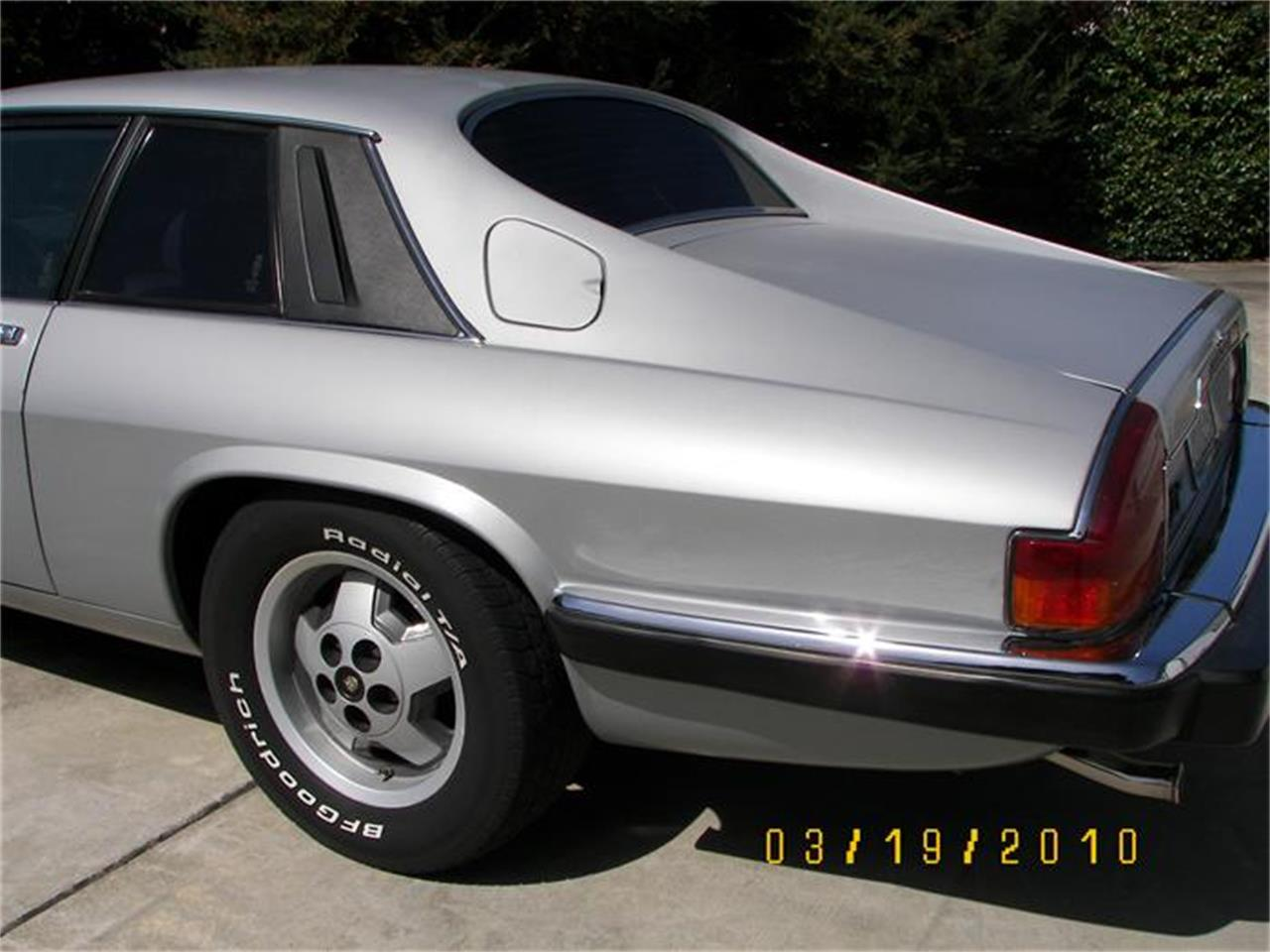 Large Picture of '85 Jaguar XJS located in Fremont California - $7,500.00 Offered by a Private Seller - 2YG4