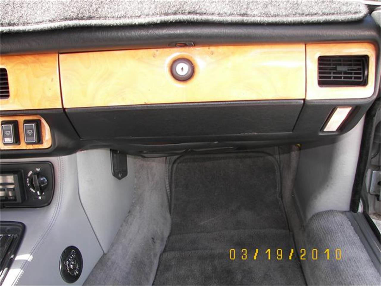 Large Picture of 1985 XJS located in Fremont California Offered by a Private Seller - 2YG4