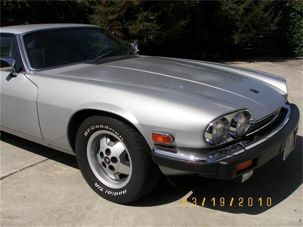 Large Picture of 1985 XJS located in Fremont California - $7,500.00 - 2YG4
