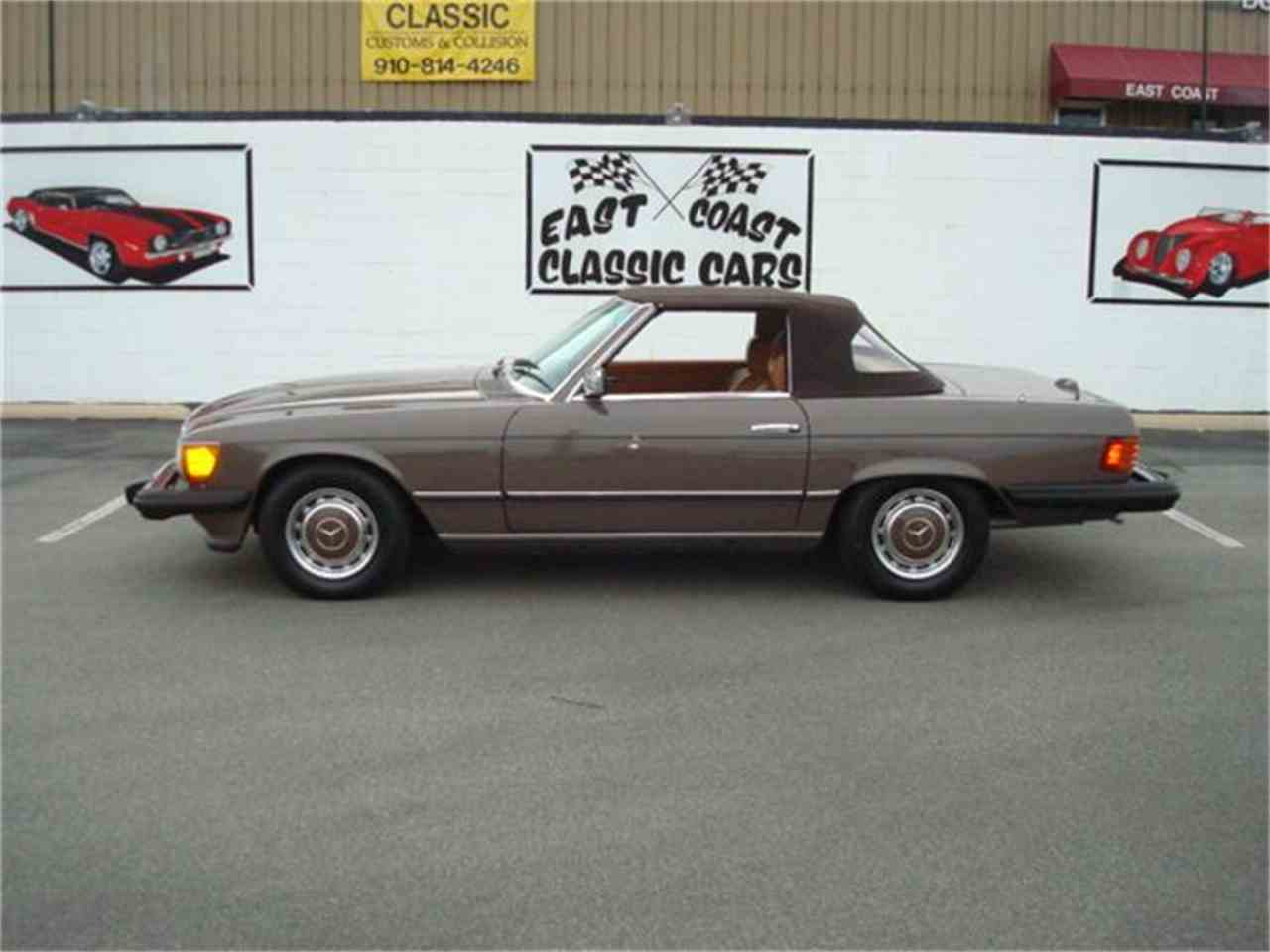 Large Picture of 1977 450SL - $11,500.00 Offered by East Coast Classic Cars - 369A