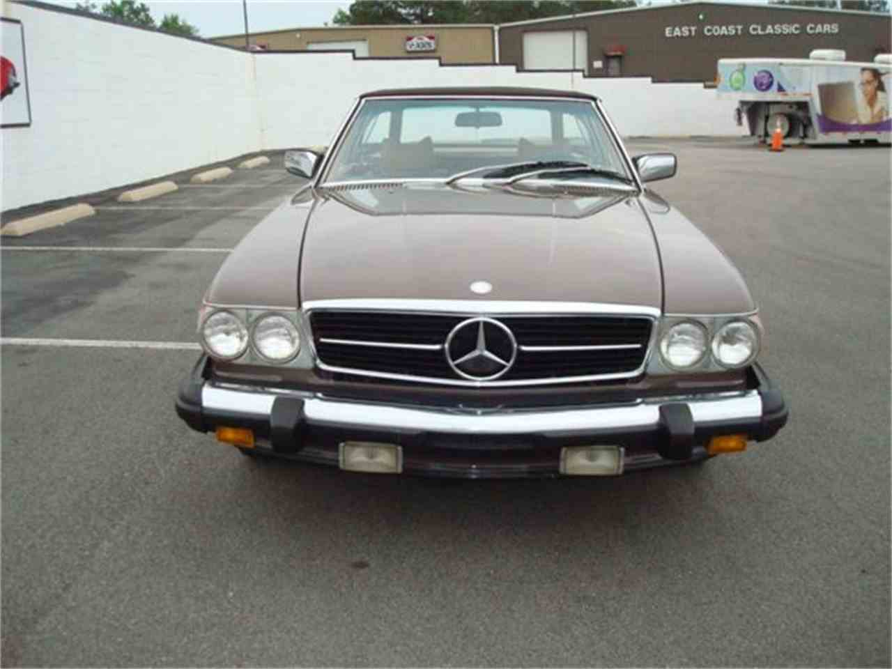 Large Picture of '77 Mercedes-Benz 450SL located in North Carolina - $11,500.00 Offered by East Coast Classic Cars - 369A