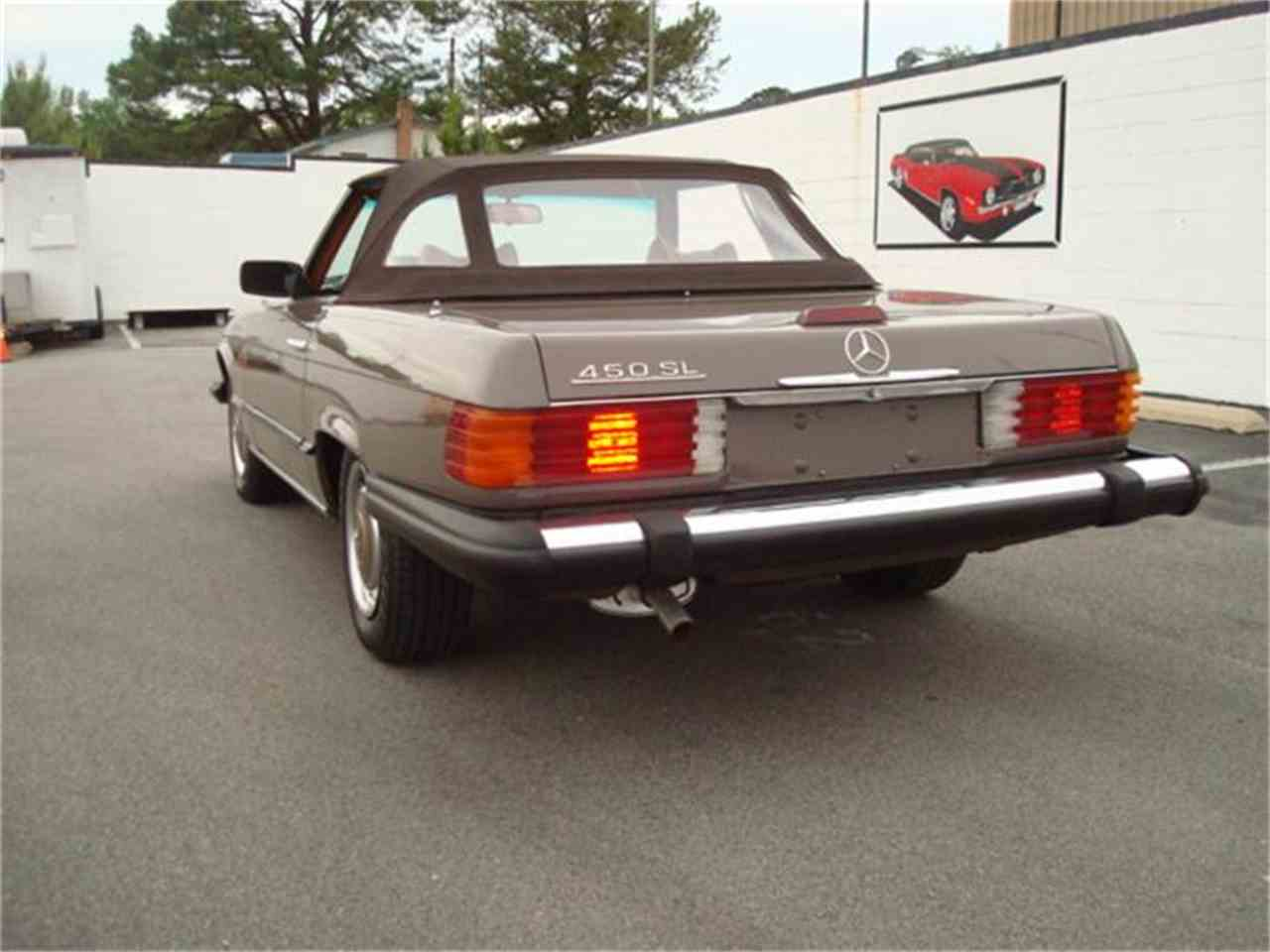 Large Picture of 1977 450SL - $11,500.00 - 369A