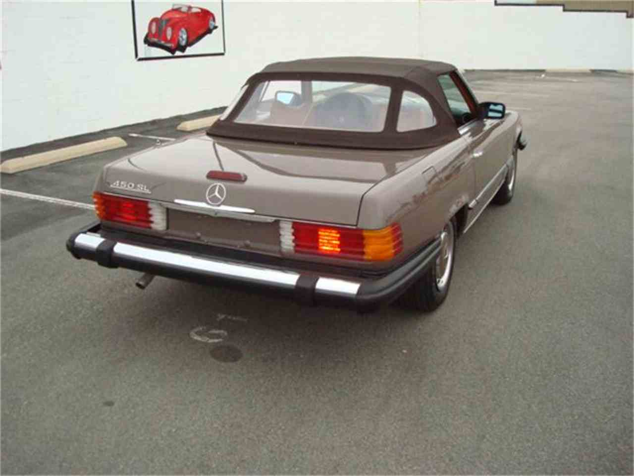 Large Picture of '77 450SL - 369A