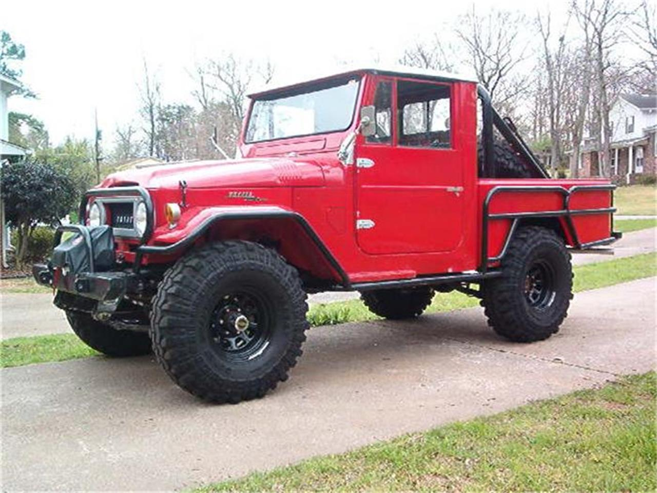 For Sale: 1965 Toyota Land Cruiser FJ45 in Birmingham, Alabama