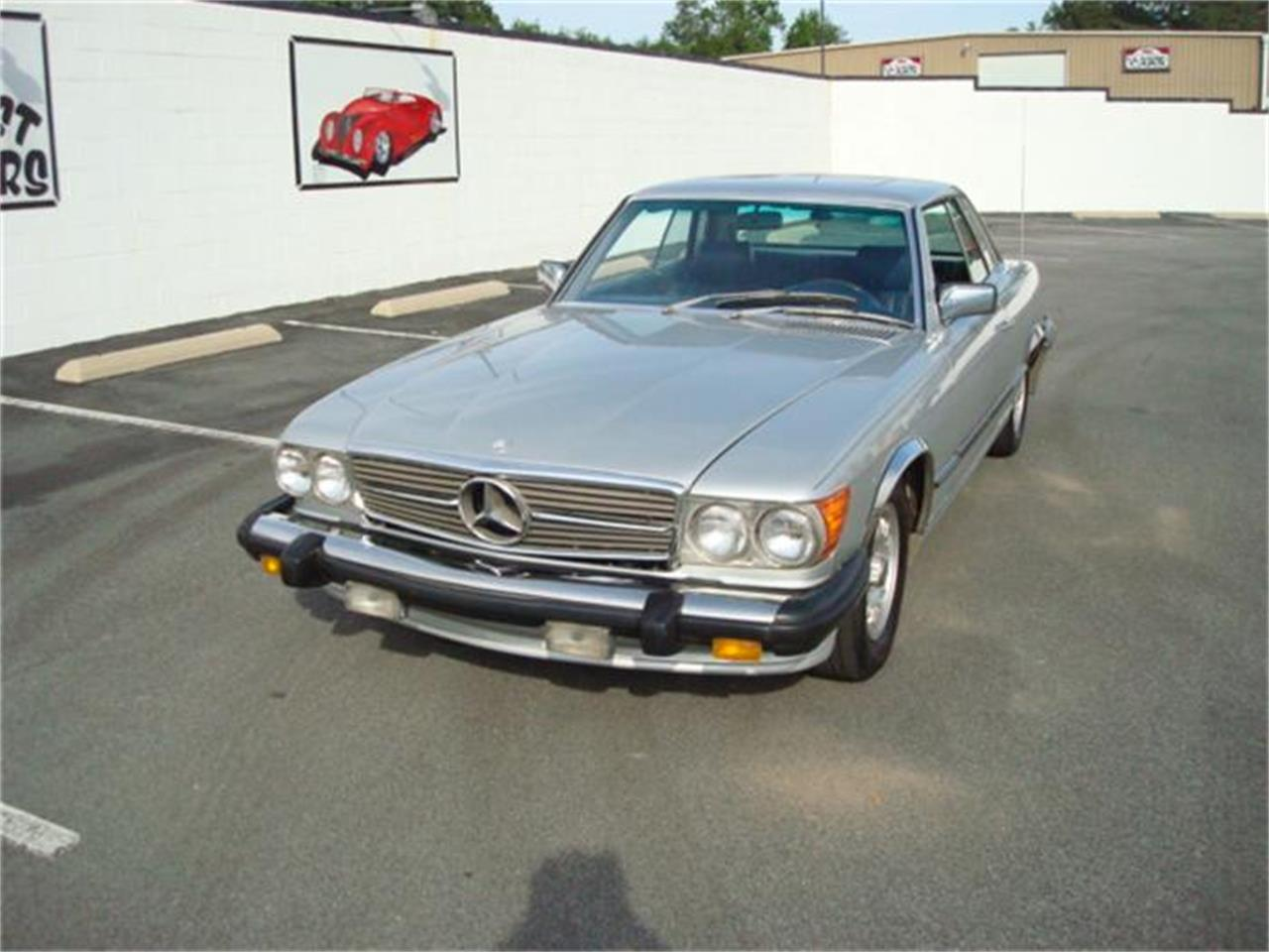 Large Picture of '81 380SL - 38GF