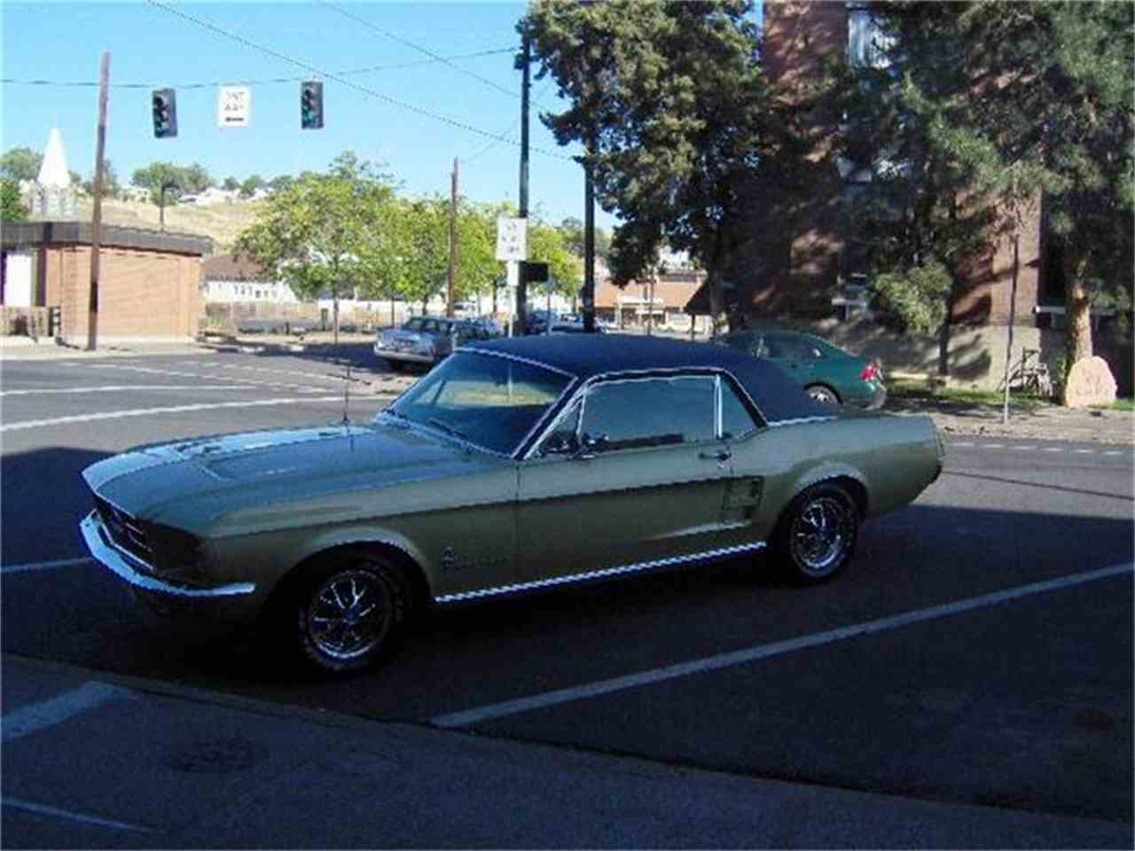 Large Picture of '67 Mustang - 38H2
