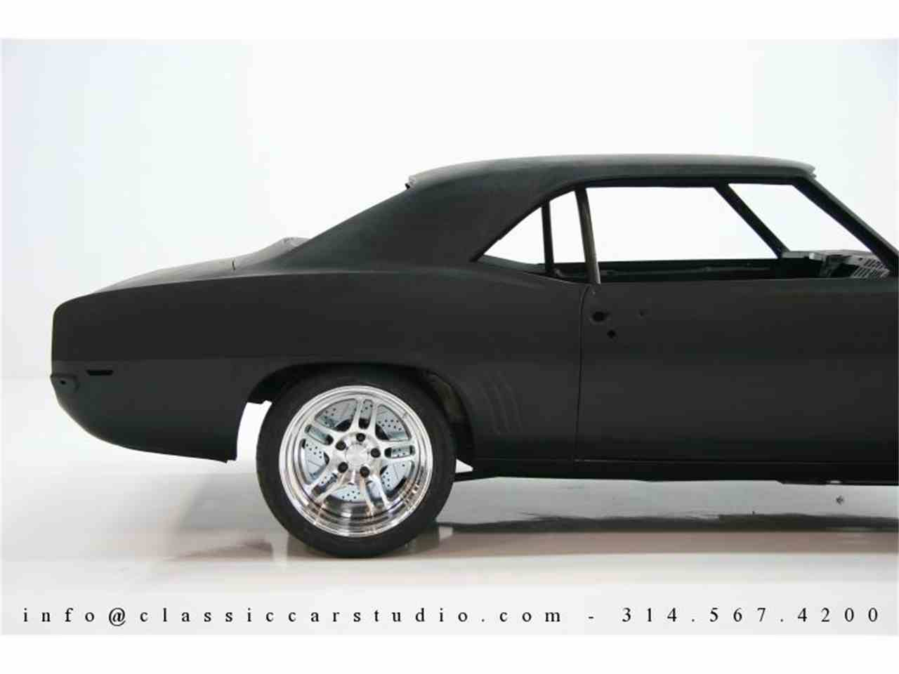 Large Picture of 1969 Chevrolet Camaro located in Missouri Auction Vehicle Offered by Classic Car Studio - 3FNJ