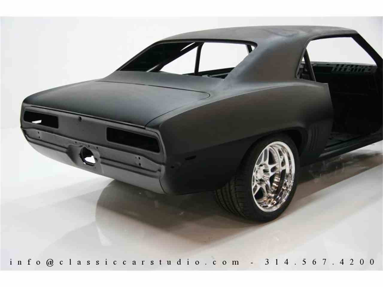 Large Picture of '69 Camaro Auction Vehicle - 3FNJ