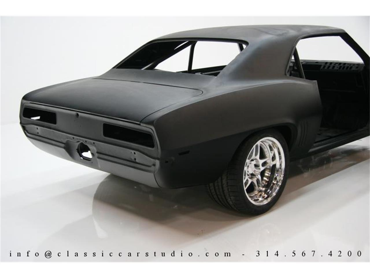Large Picture of '69 Camaro - 3FNJ