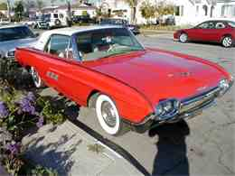 Picture of '63 Thunderbird - 3FWK