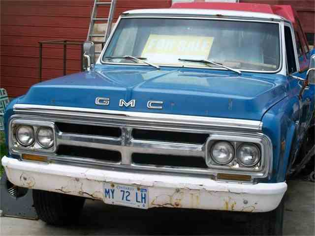 Picture of '72 Pickup - 3KSI