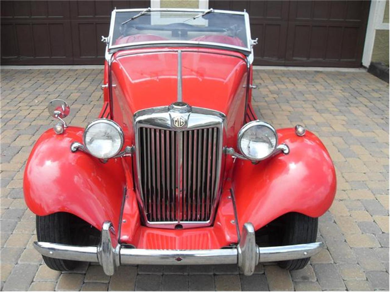 Large Picture of Classic '50 MG TD located in Conroe Texas Offered by Texas Trucks and Classics - 3X1F
